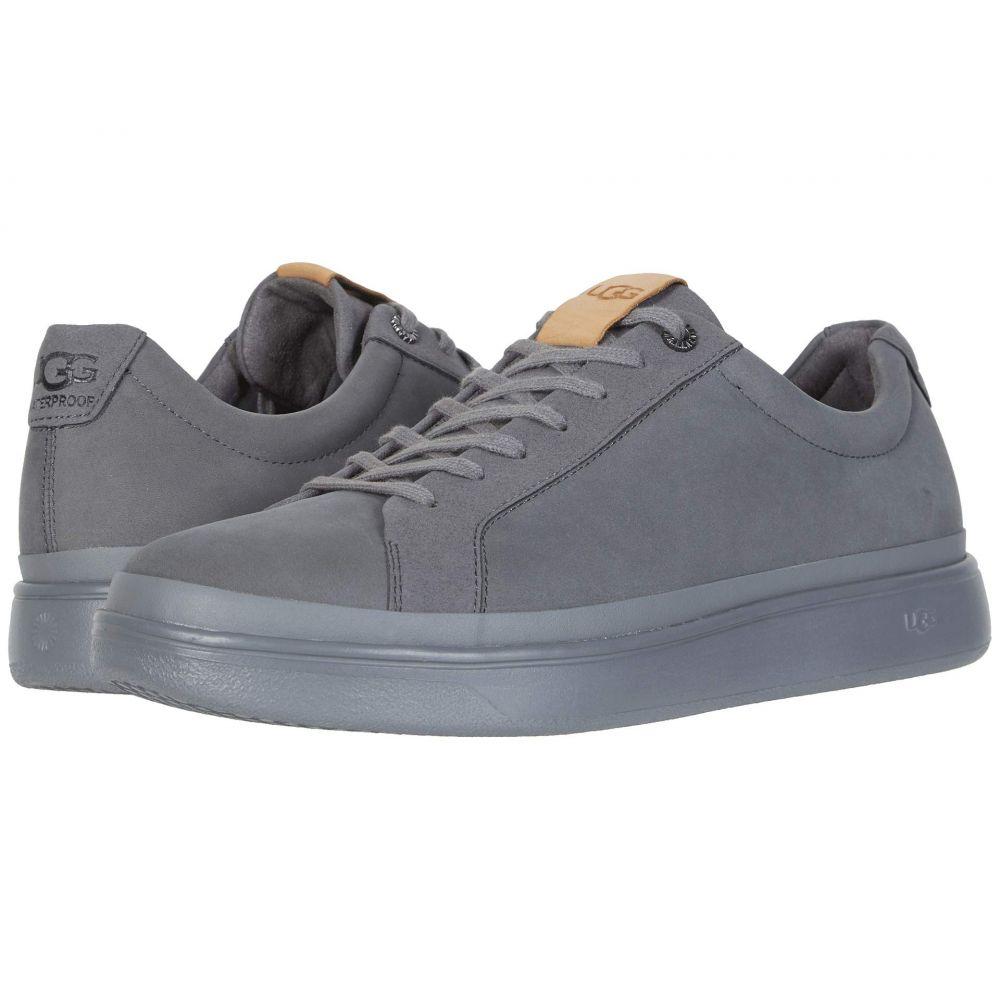 アグ UGG メンズ スニーカー ローカット シューズ・靴【Cali Sneaker Low WP】Metal