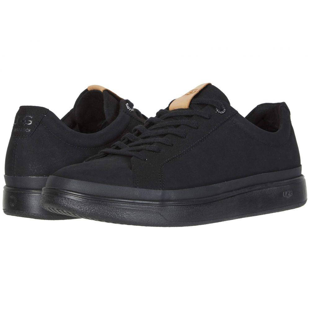アグ UGG メンズ スニーカー ローカット シューズ・靴【Cali Sneaker Low WP】Black