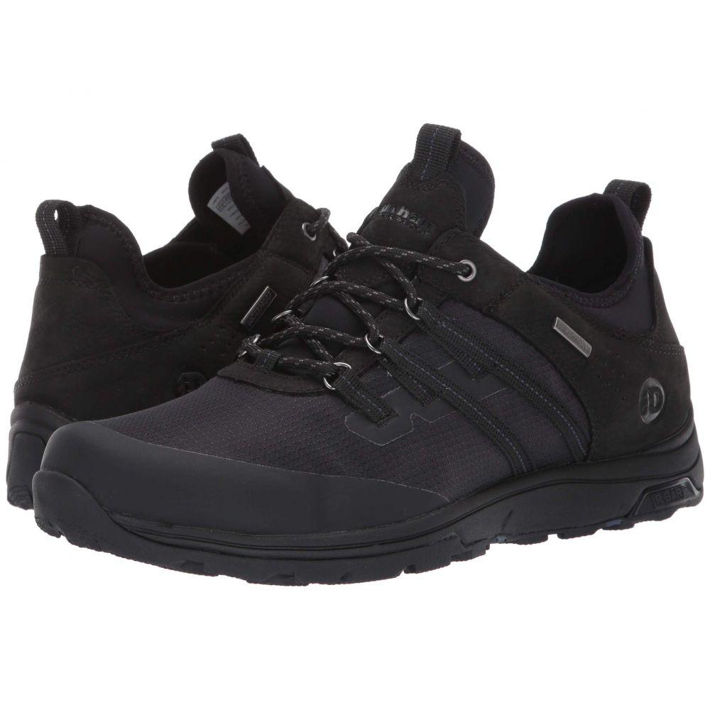 ダナム Dunham メンズ スニーカー シューズ・靴【Cade Sport Waterproof Sneaker】Black