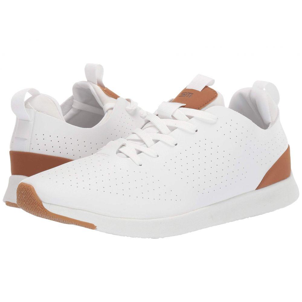 スティーブ マデン Steve Madden メンズ スニーカー シューズ・靴【Royale Sneaker】White