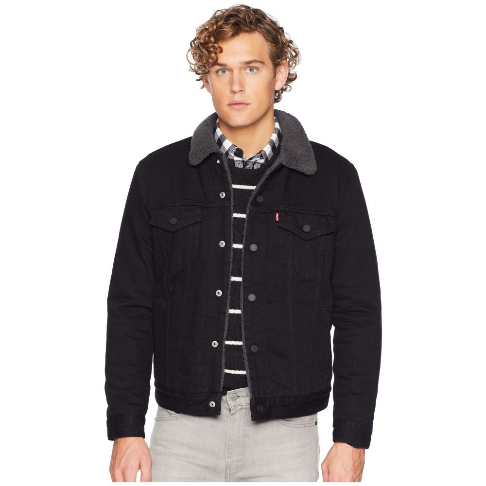 リーバイス Levi's Mens メンズ ジャケット アウター【Type III Sherpa Trucker Jacket】Duvall
