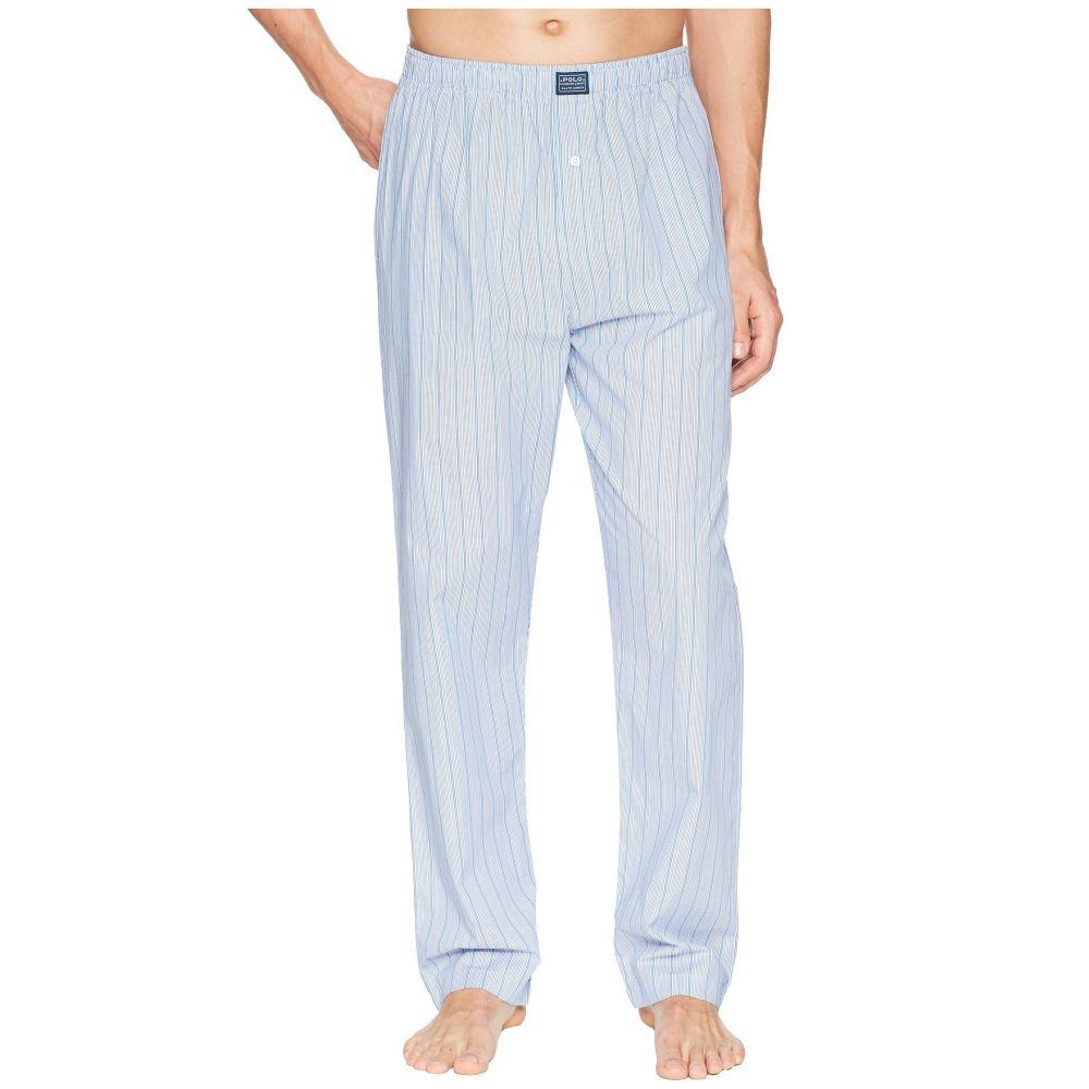 ラルフ ローレン Polo Ralph Lauren メンズ パジャマ・ボトムのみ インナー・下着【Woven Stripe PJ Pants】Andrew Stripe
