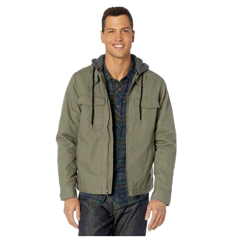 ビラボン Billabong メンズ ジャケット アウター【Barlow Twill Jacket】Pine