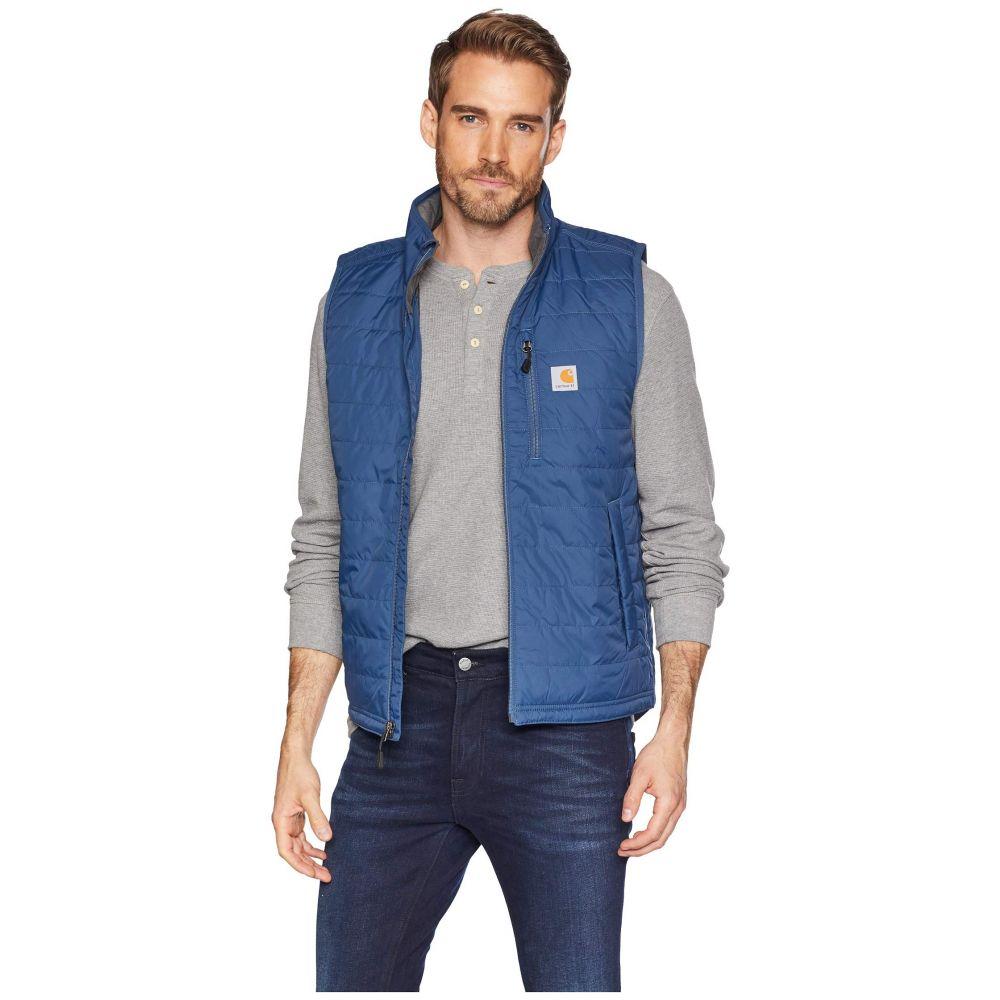 カーハート Carhartt メンズ ベスト・ジレ トップス【Gilliam Vest】Dark Blue