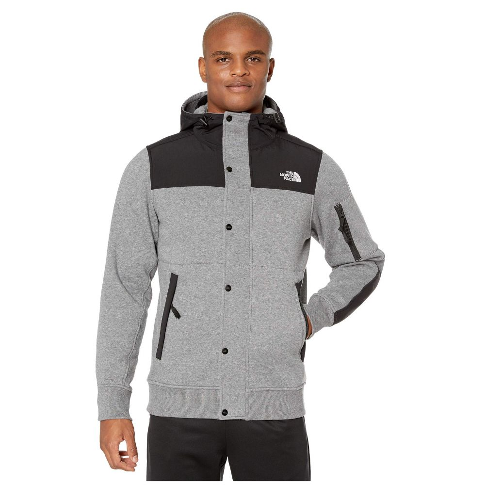 ザ ノースフェイス The North Face メンズ フリース トップス【Highrail Fleece Jacket】TNF Medium Grey Heather