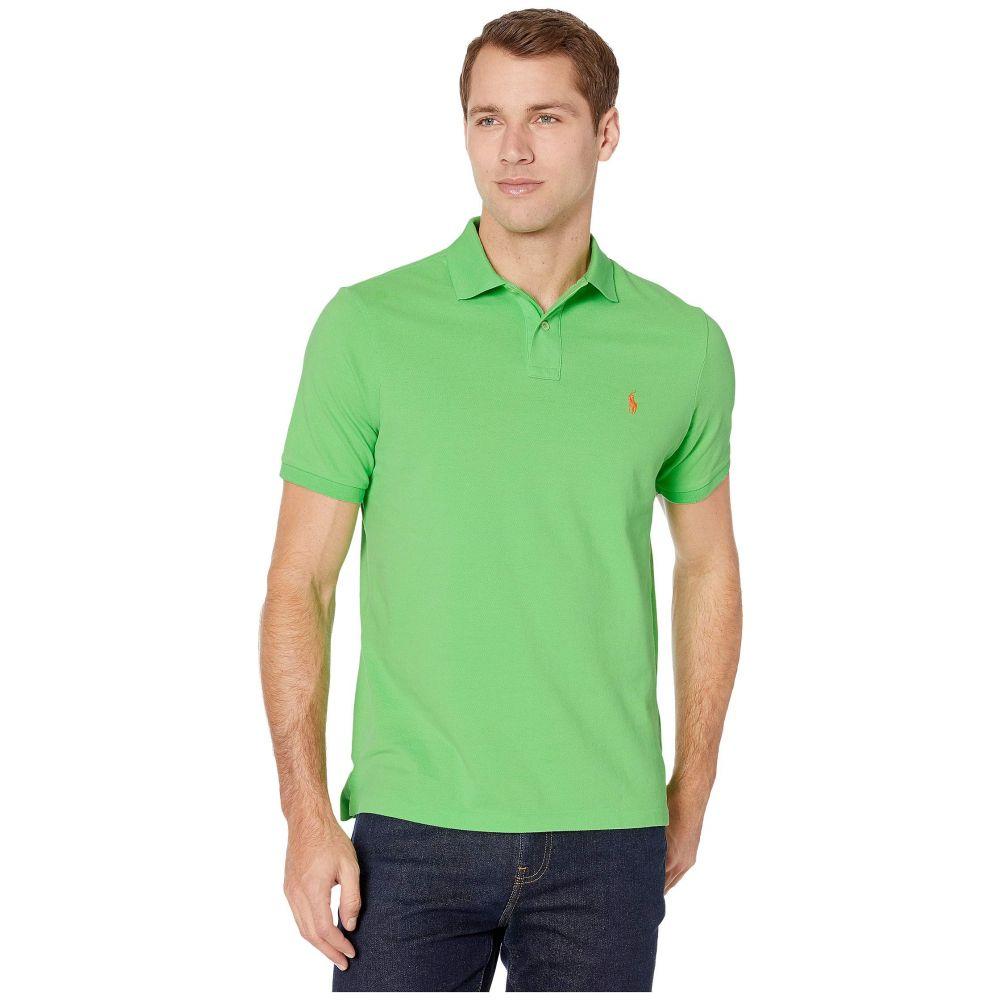 ラルフ ローレン Polo Ralph Lauren メンズ ポロシャツ トップス【Classic Fit Polo】New Lime