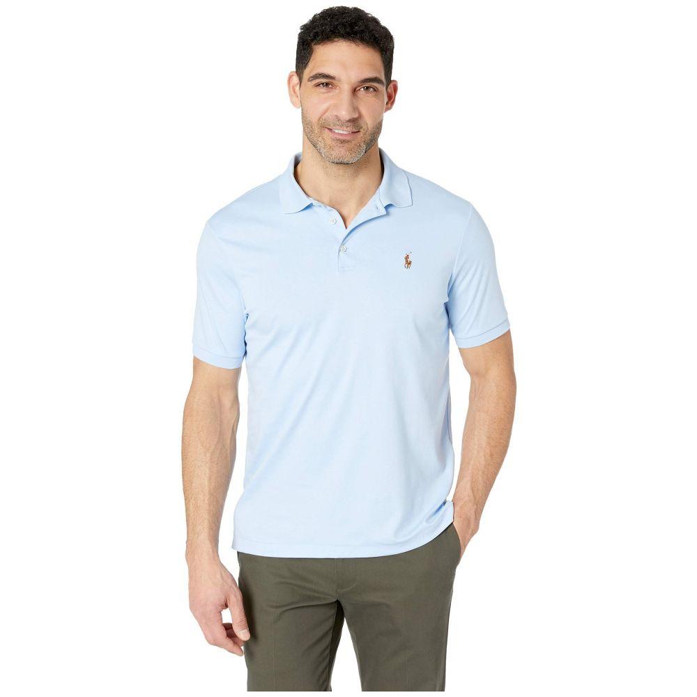 ラルフ ローレン Polo Ralph Lauren メンズ ポロシャツ トップス【Soft Touch Polo】Elite Blue