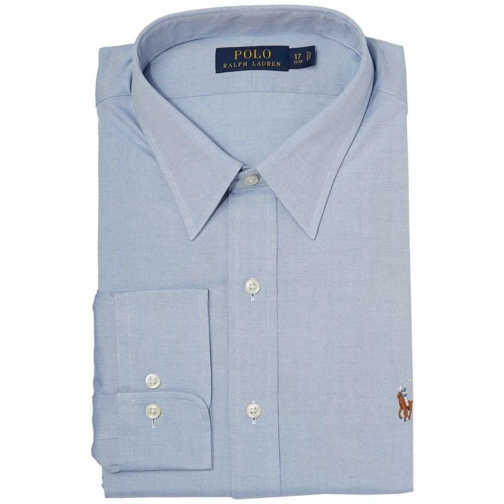 ラルフ ローレン Polo Ralph Lauren メンズ シャツ トップス【Andrew Haberdashery Collared Dress Shirt】Blue