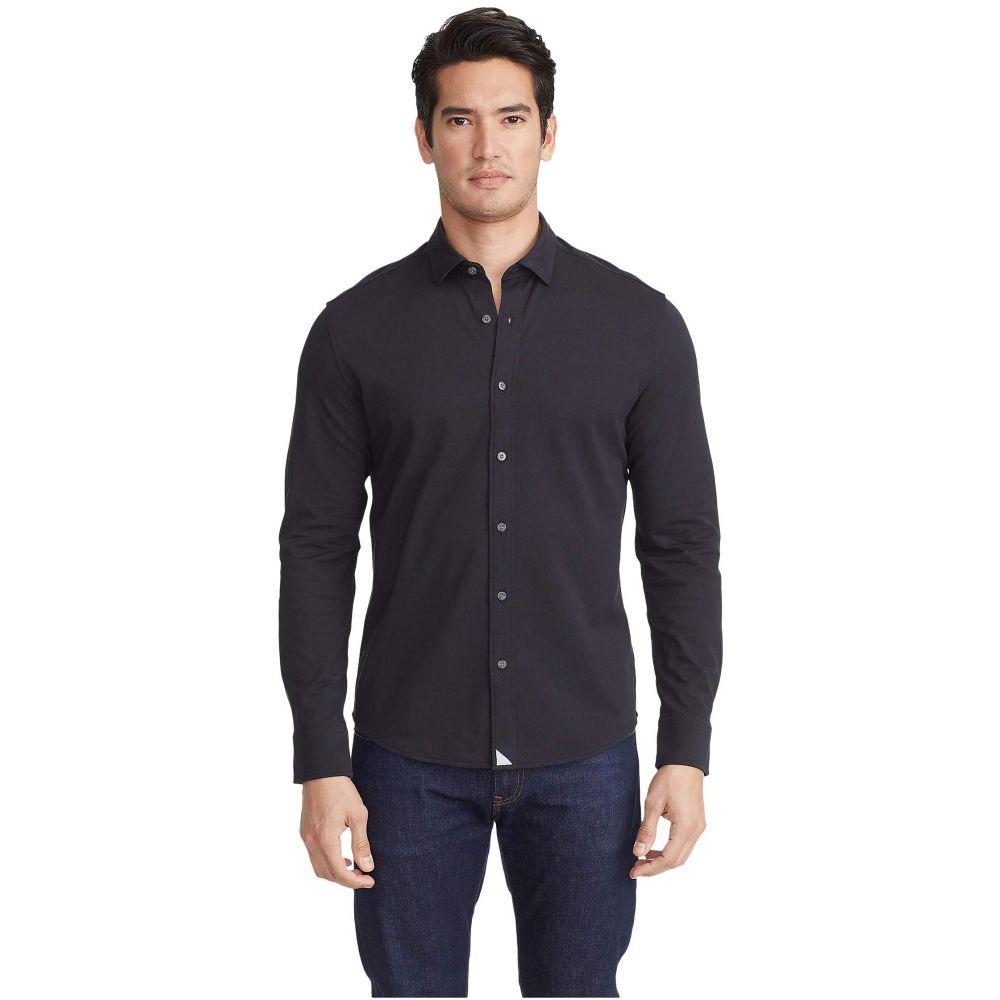 アンタックイット UNTUCKit メンズ ポロシャツ トップス【Pique Polo Button-Down】Black