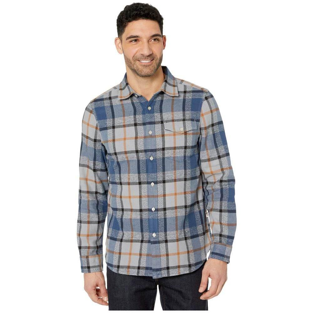 ザ ノースフェイス The North Face メンズ シャツ フランネルシャツ トップス【Long Sleeve Arroyo Flannel Shirt】Mid Grey Speed Wagon Plaid