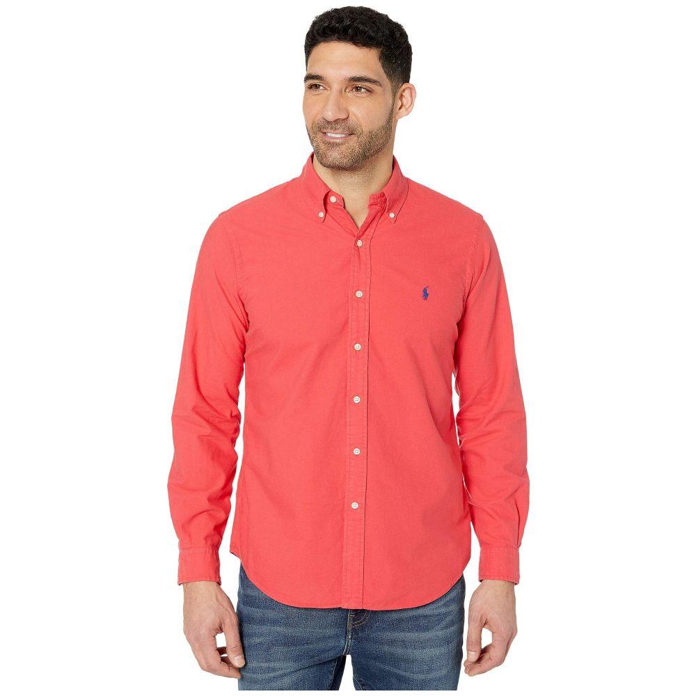 ラルフ ローレン Polo Ralph Lauren メンズ シャツ トップス【Classic Fit Long Sleeve Oxford Shirt】Cactus Flower