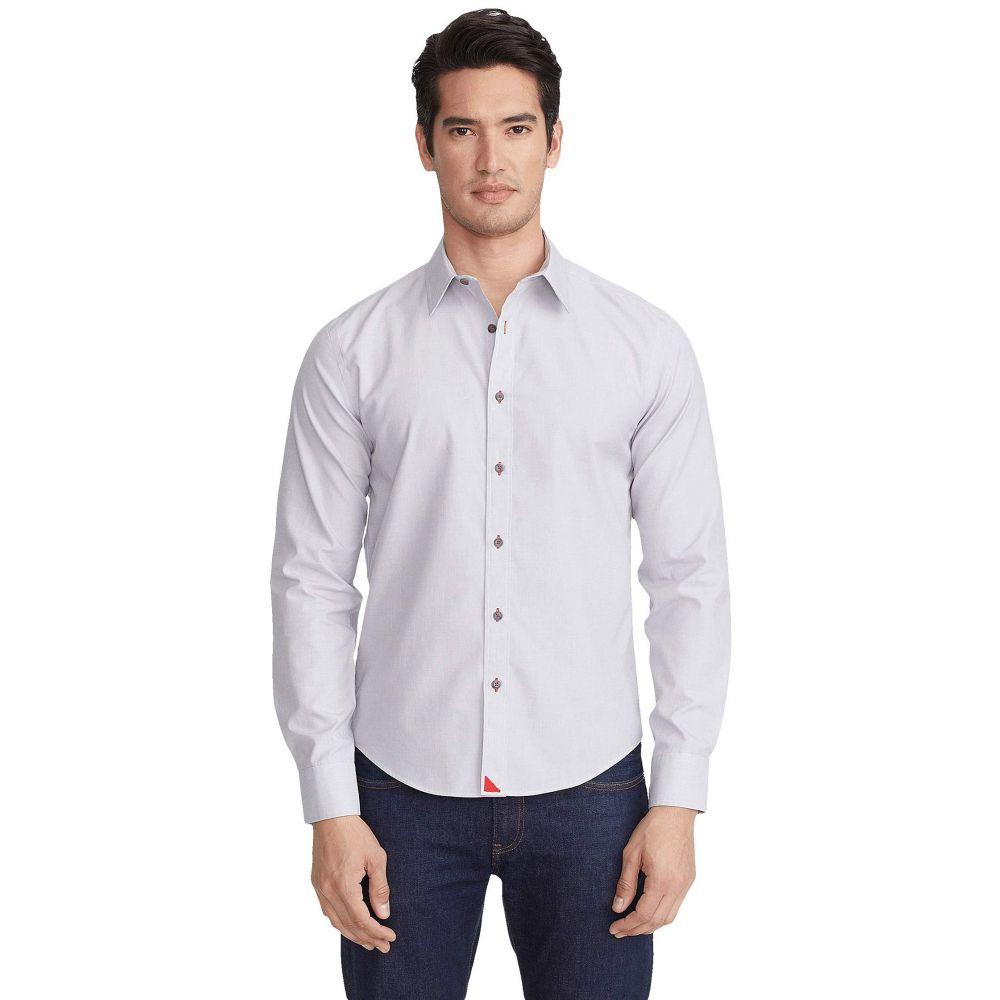 アンタックイット UNTUCKit メンズ シャツ トップス【Wrinkle-Free Rubican Shirt】Grey