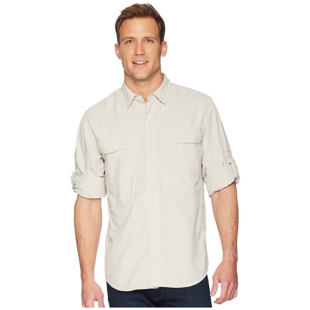 ロイヤルロビンズ Royal Robbins メンズ シャツ トップス【Bug Barrier Expedition Long Sleeve Shirt】Soapstone