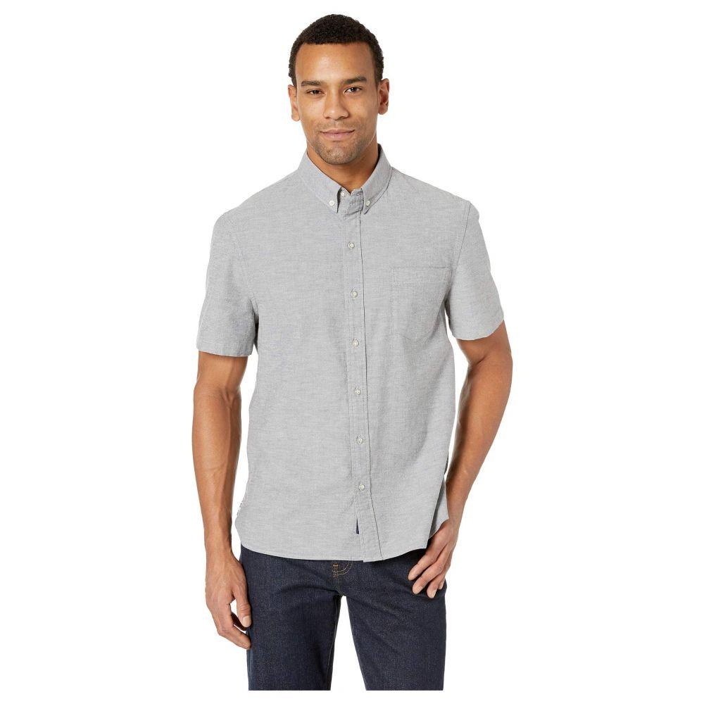 レインスプーナー Reyn Spooner メンズ シャツ トップス【Solid Stretch Oxford Shirt】Grey