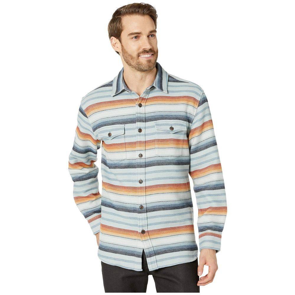 ペンドルトン Pendleton メンズ シャツ トップス【Serape Beach Shirt】Blue/Rust Serape