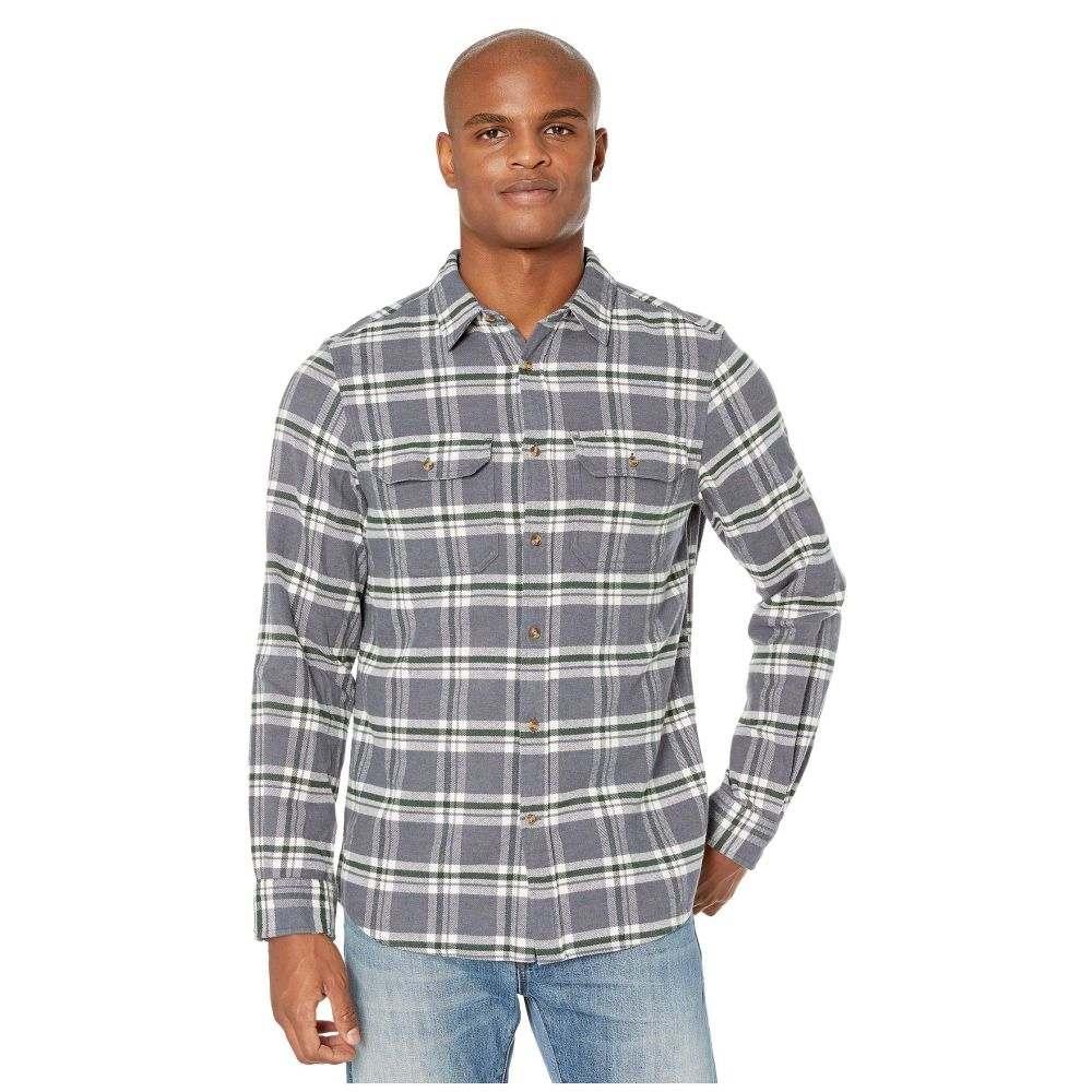 フェールラーベン Fjallraven メンズ シャツ フランネルシャツ トップス【Ovik Heavy Flannel Shirt】Dusk