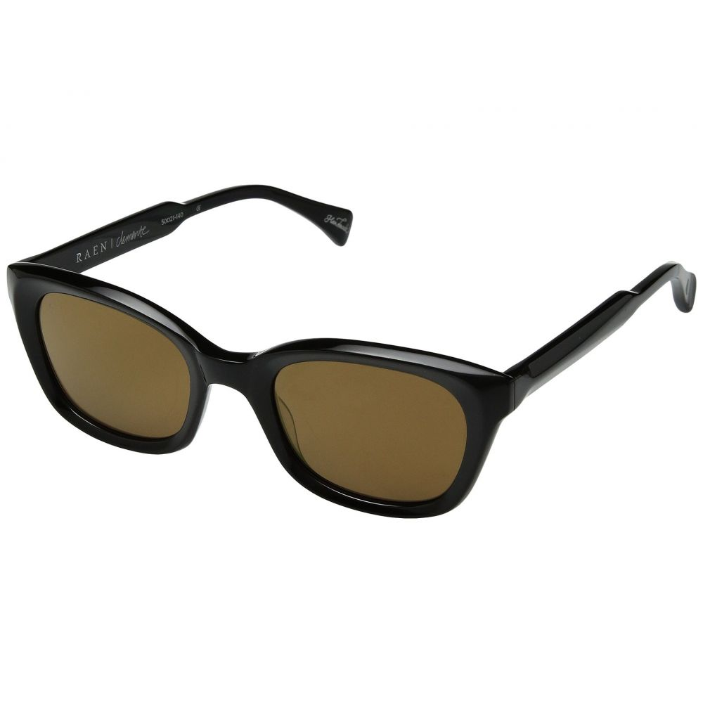ラエンオプティックス RAEN Optics レディース メガネ・サングラス 【Clemente 52】Black/Carmel Mirror