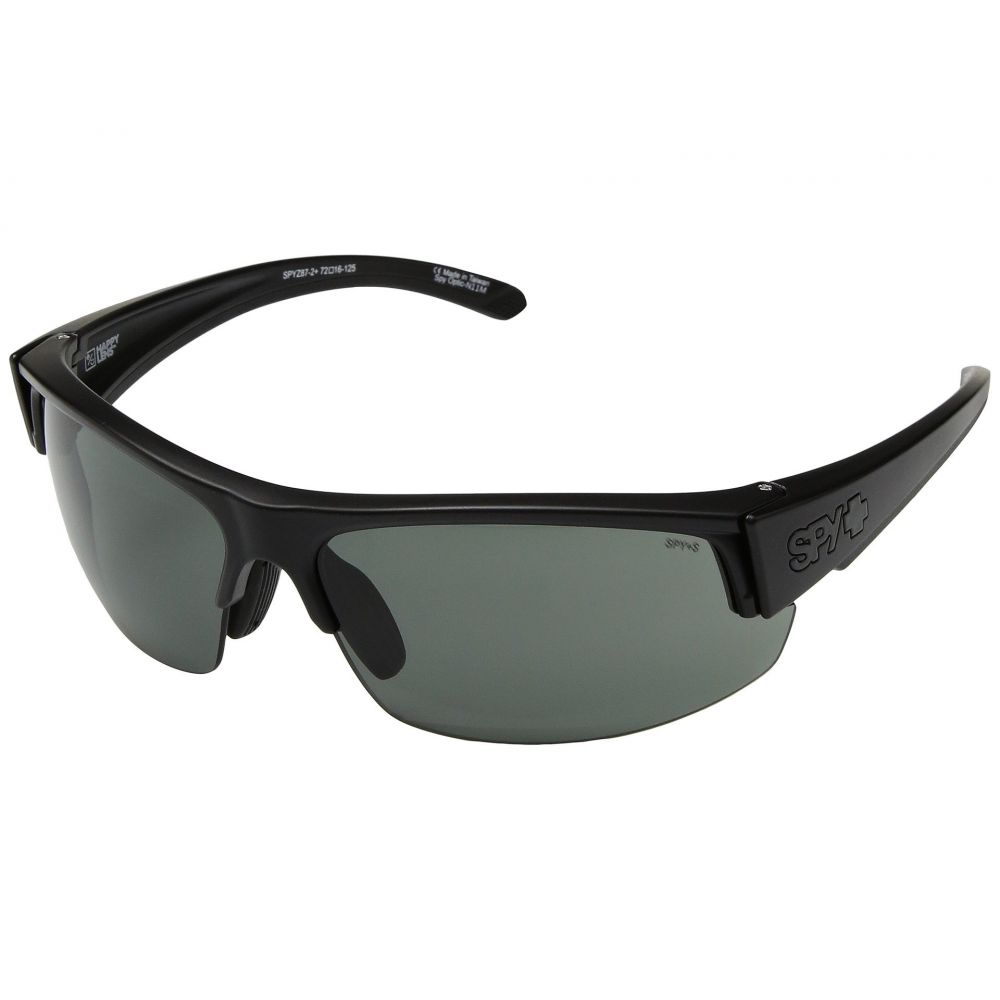 スパイ Spy Optic レディース メガネ・サングラス 【Sprinter】Matte Black Ansi RX/Happy Gray Green