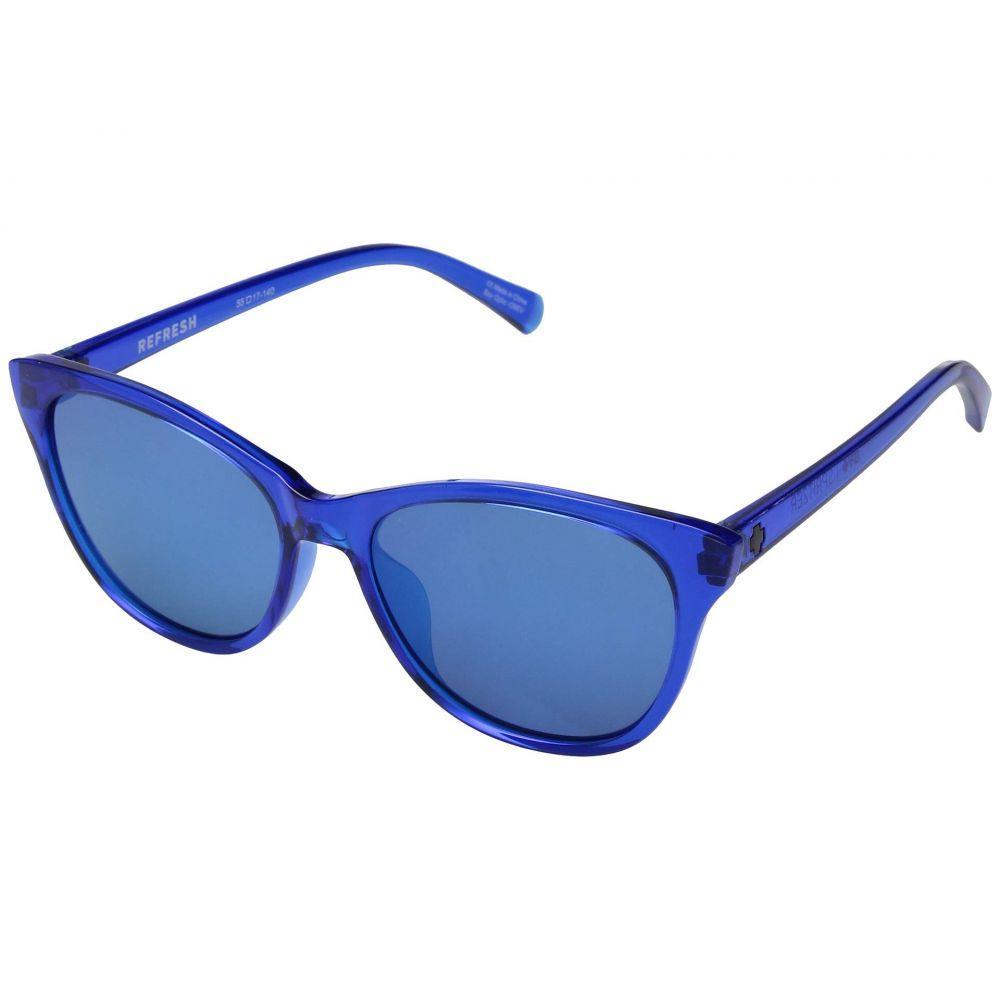 スパイ Spy Optic レディース メガネ・サングラス 【Spritzer】Sapphire/Gray/Dark Blue Mirror