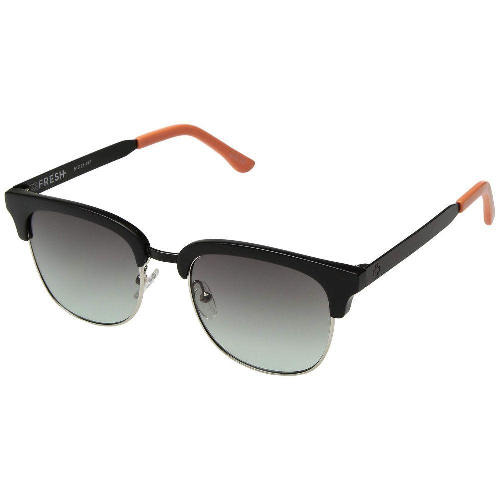 スパイ Spy Optic レディース メガネ・サングラス 【Stout】Matte Black Gloss Tangerine/Ocean Fade