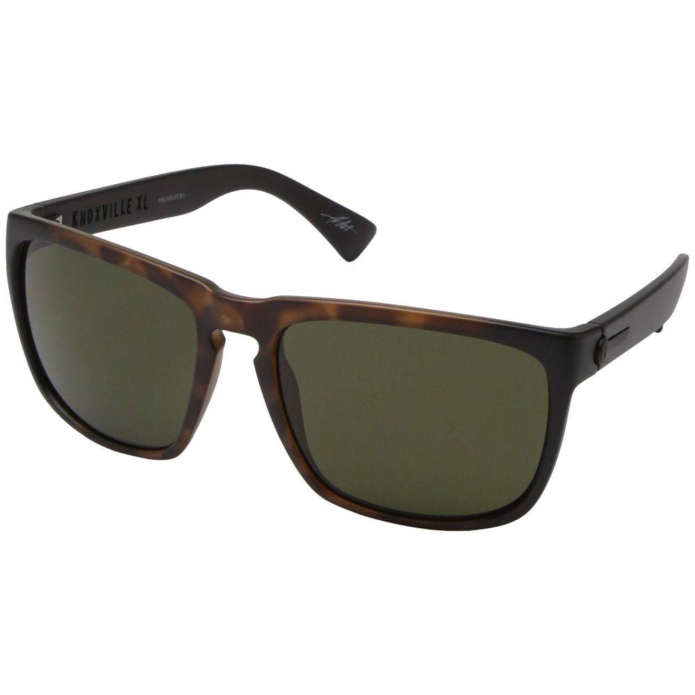 エレクトリック Electric Eyewear レディース メガネ・サングラス 【Knoxville XL Polarized】Tort Burst/Ohm Polarized Grey