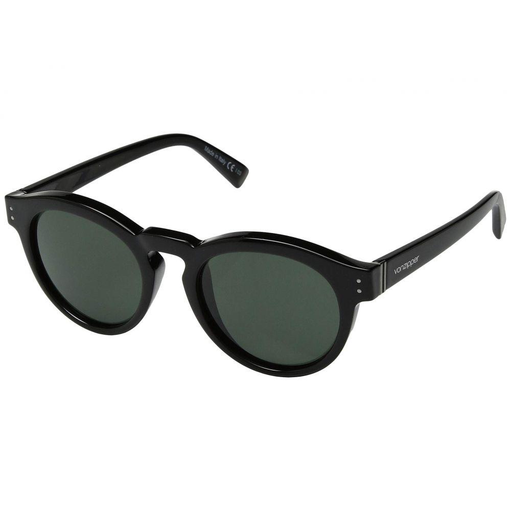 ボンジッパー VonZipper レディース メガネ・サングラス 【Ditty】Black Gloss/Vintage Grey