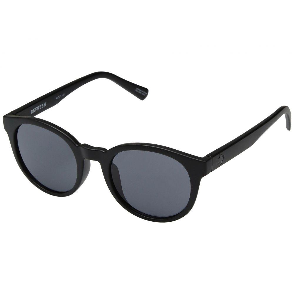 スパイ Spy Optic レディース メガネ・サングラス 【Hi-Fi】Matte Black/Gray