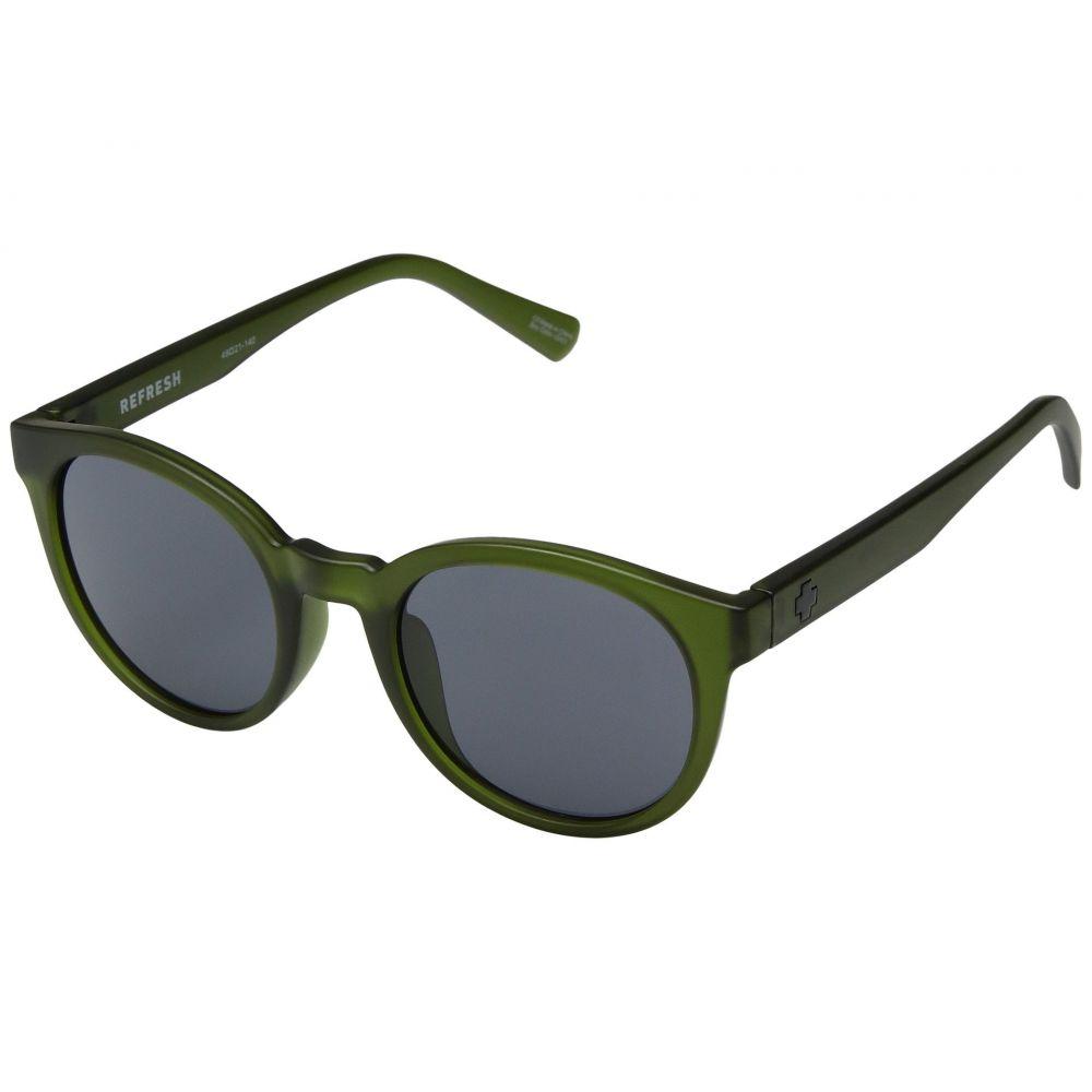 スパイ Spy Optic レディース メガネ・サングラス 【Hi-Fi】Matte Translucent Olive/Gray