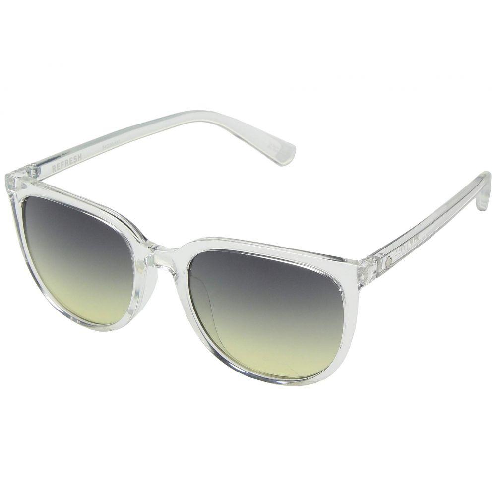 スパイ Spy Optic レディース メガネ・サングラス 【Fizz】Clear/Green Sunset Fade