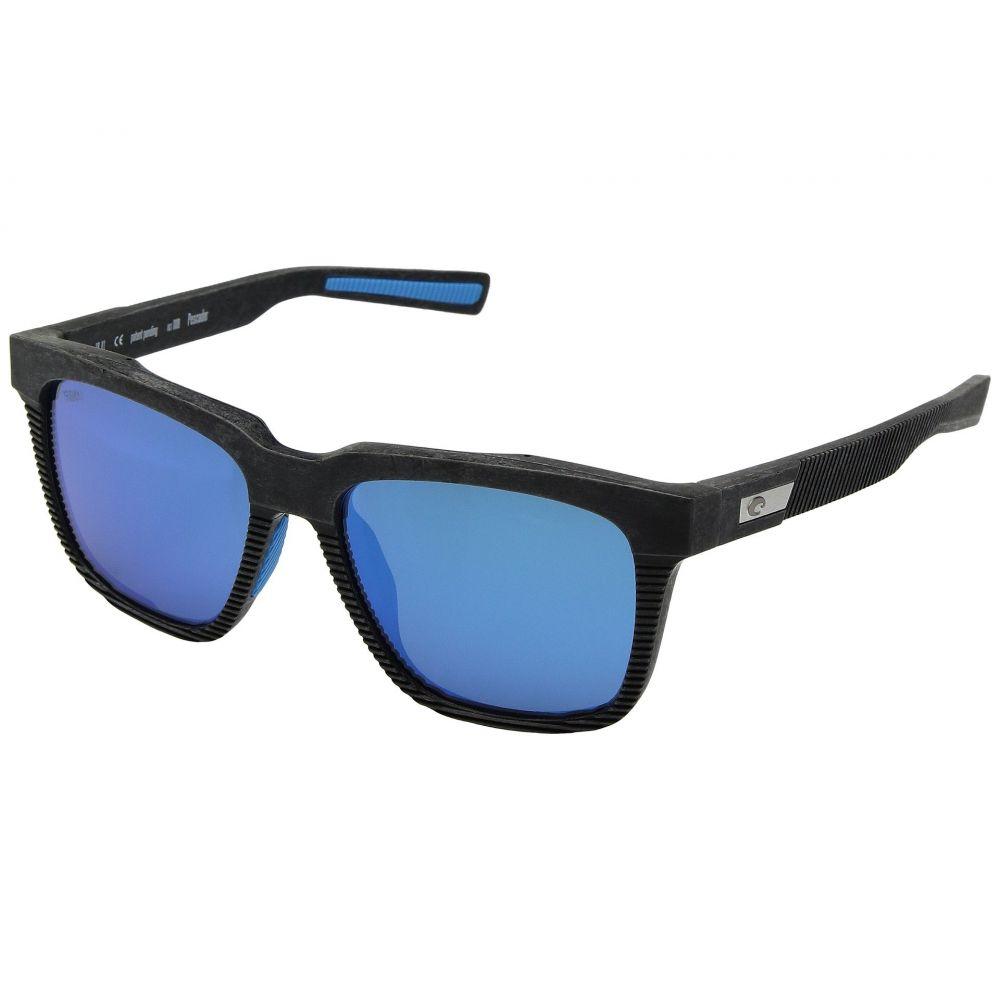 コスタ Costa レディース メガネ・サングラス 【Pescador】Net Gray/Blue Rubber Blue Mirror G