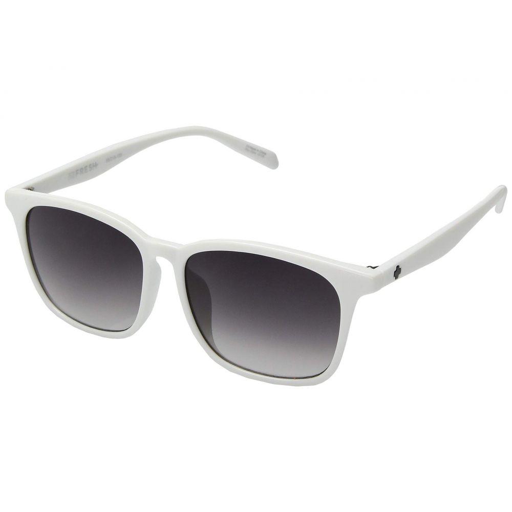 スパイ Spy Optic レディース メガネ・サングラス 【Cooler】White/Navy Fade