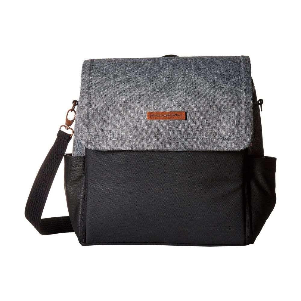 ペチュニアピックルボトム petunia pickle bottom レディース バックパック・リュック バッグ【Glazed Color Block Boxy Backpack】Graphite/Black