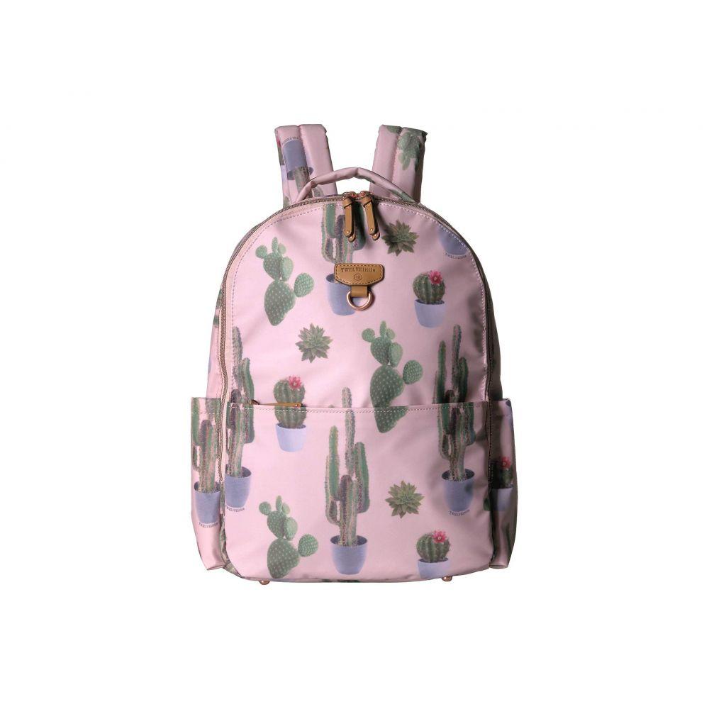 トゥエルブリトル TWELVElittle レディース バックパック・リュック バッグ【On-The-Go Backpack】Cactus