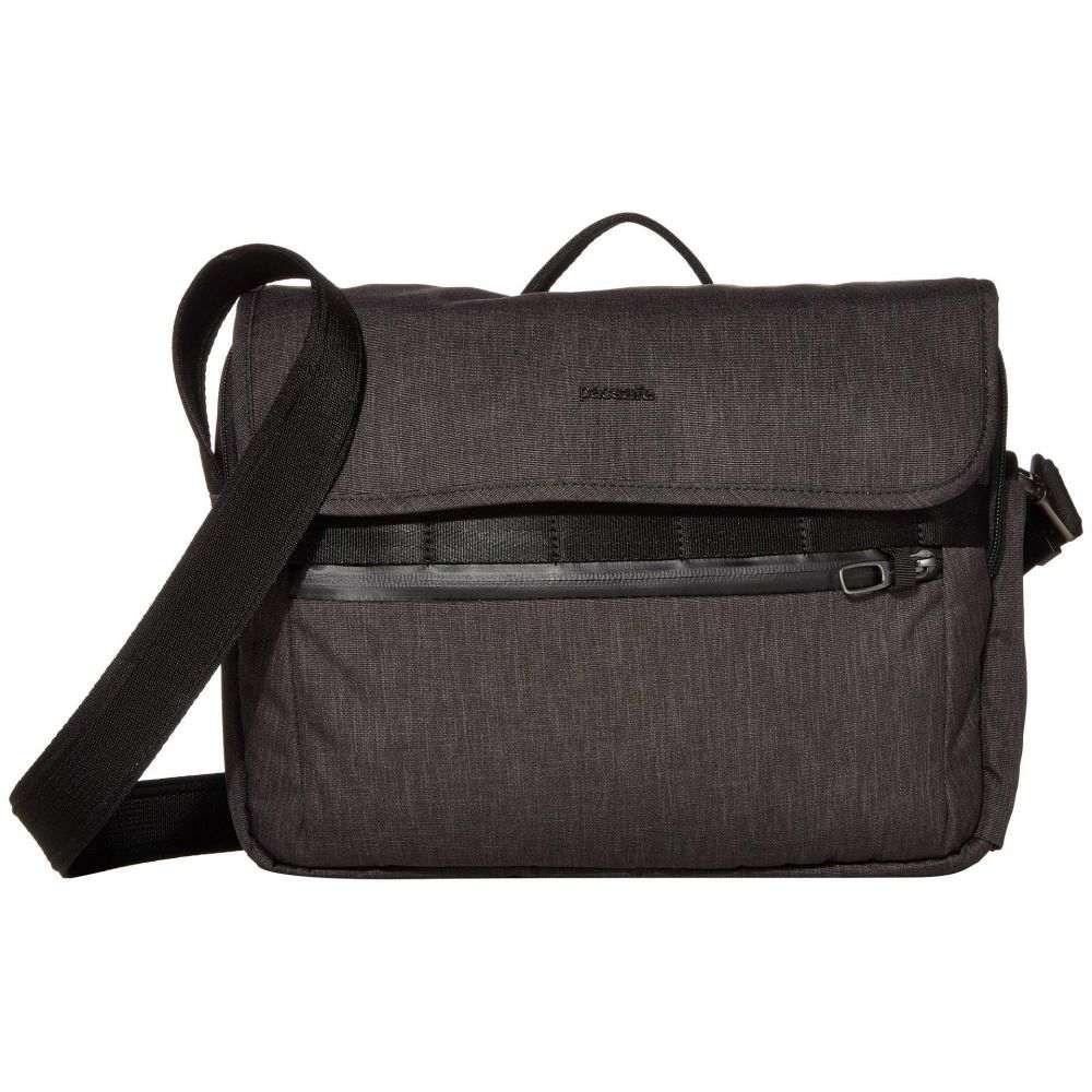 パックセイフ Pacsafe レディース ショルダーバッグ メッセンジャーバッグ バッグ【Metrosafe X Anti-Theft Messenger Bag】Carbon