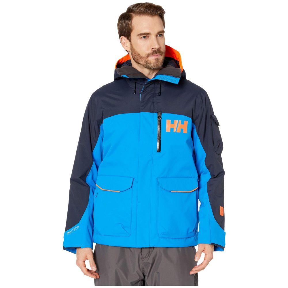 ヘリーハンセン Helly Hansen メンズ スキー・スノーボード ジャケット アウター【Fernie 2.0 Jacket】Electric Blue