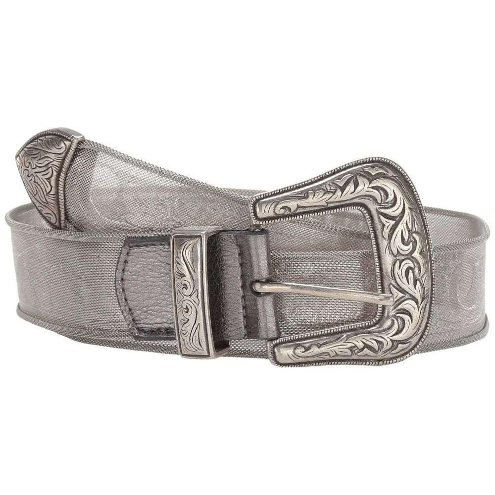 レザロック Leatherock レディース ベルト 【Anya Belt】Silver