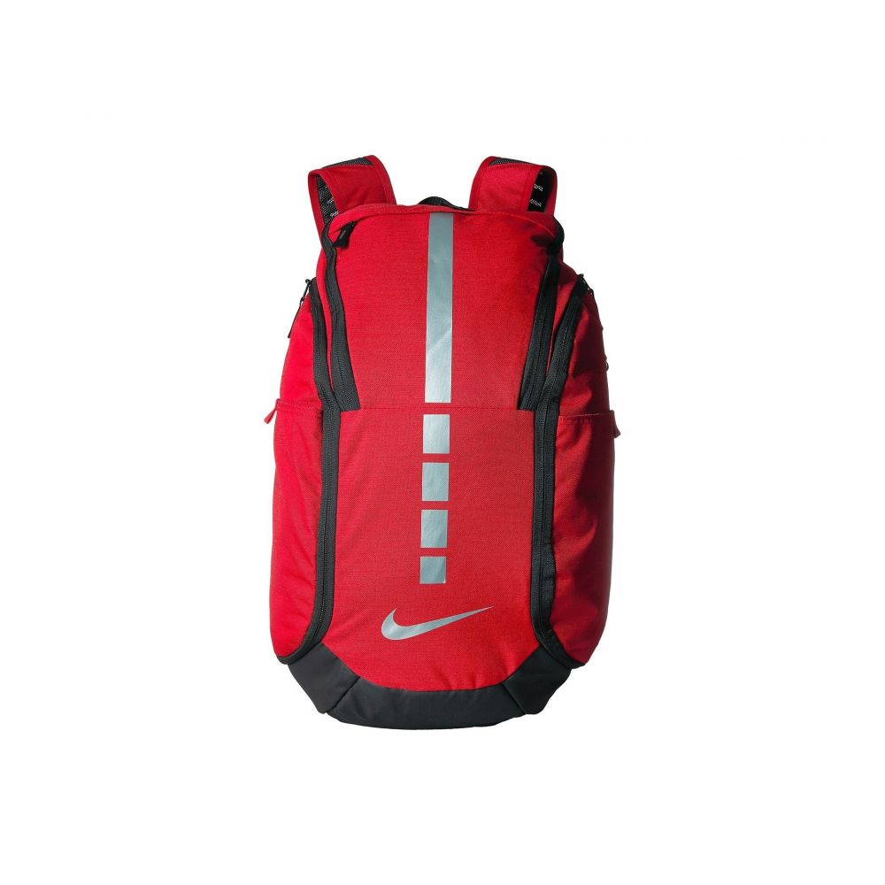 ナイキ Nike レディース バックパック・リュック バッグ【Hoops Elite Pro Backpack】University Red/Black/Metallic Cool Grey