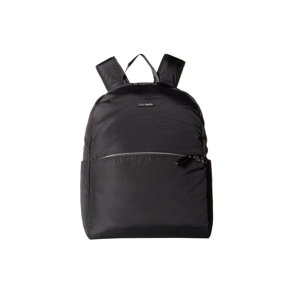 パックセイフ Pacsafe レディース バックパック・リュック バッグ【Stylesafe Anti-Theft Backpack】Black