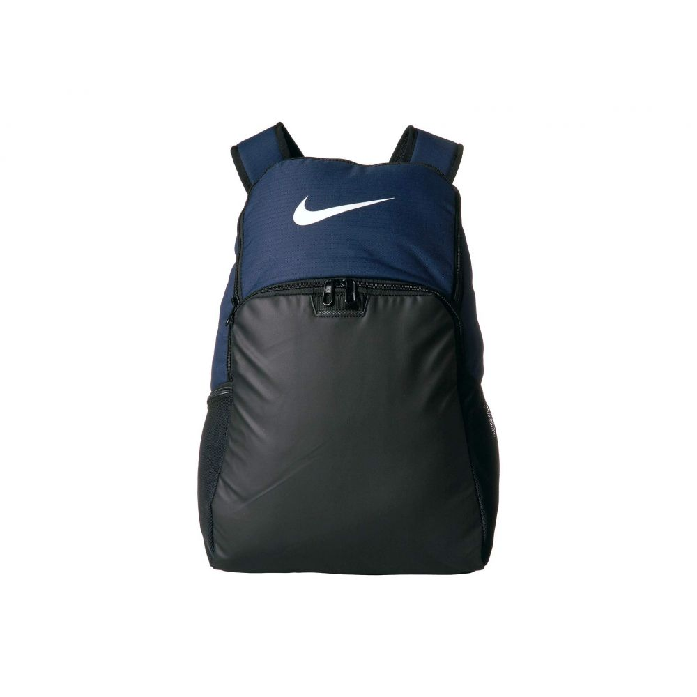 ナイキ Nike レディース バックパック・リュック バッグ【Brasilia XL Backpack 9.0】Midnight Navy/Black/White