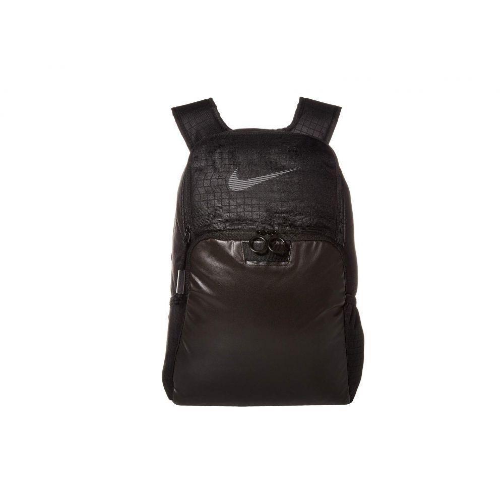 ナイキ Nike レディース バックパック・リュック バッグ【Brasilia Backpack - Winterized】Black/Black/Reflective