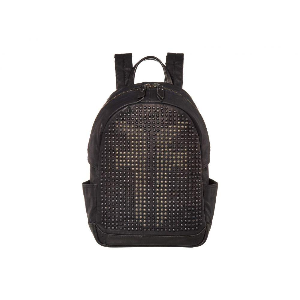 フライ Frye レディース バックパック・リュック バッグ【Scout Small Studded Backpack】Black