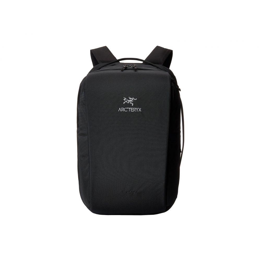 アークテリクス Arc'teryx レディース バックパック・リュック バッグ【Blade 28 Backpack】Black