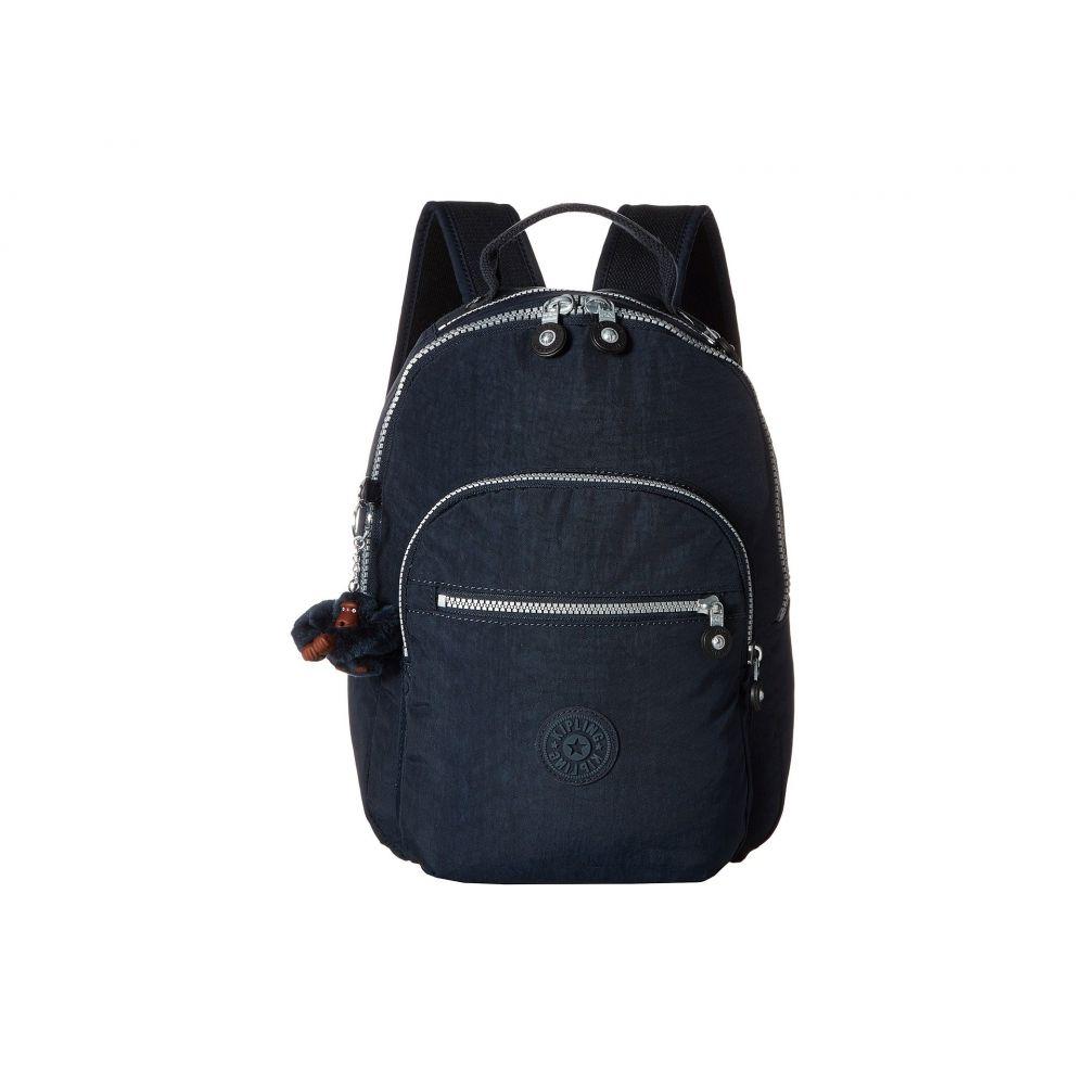 キプリング Kipling レディース バックパック・リュック バッグ【Seoul Go S Backpack】True Blue