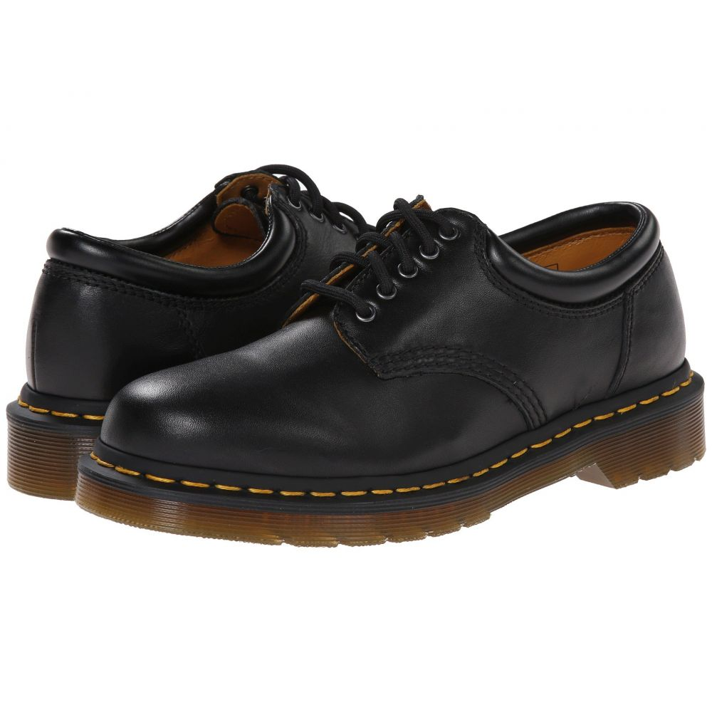 ドクターマーチン Dr. Martens レディース ローファー・オックスフォード シューズ・靴【8053】Black Nappa Leather