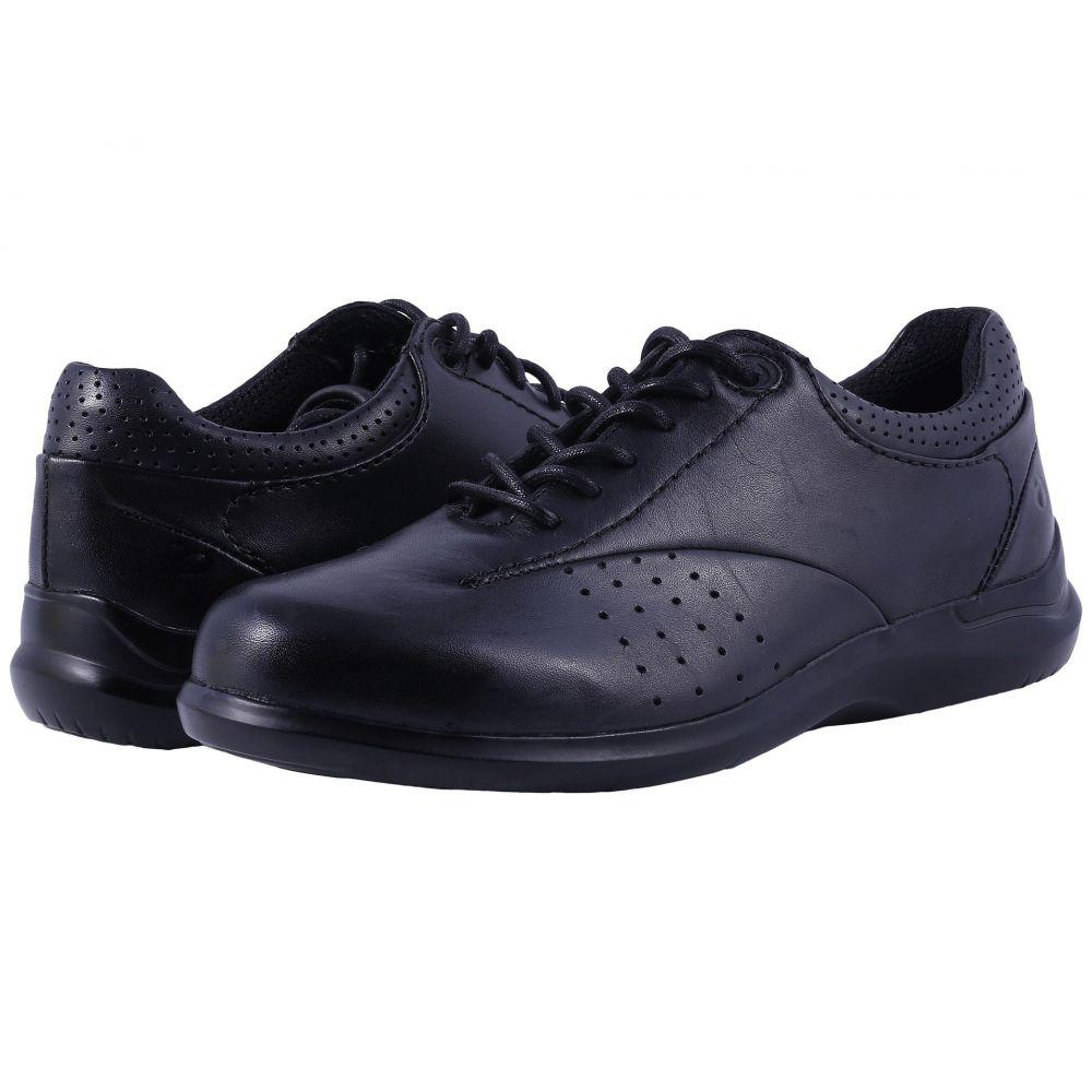 アラヴォン Aravon レディース ローファー・オックスフォード シューズ・靴【Farren】Black Leather
