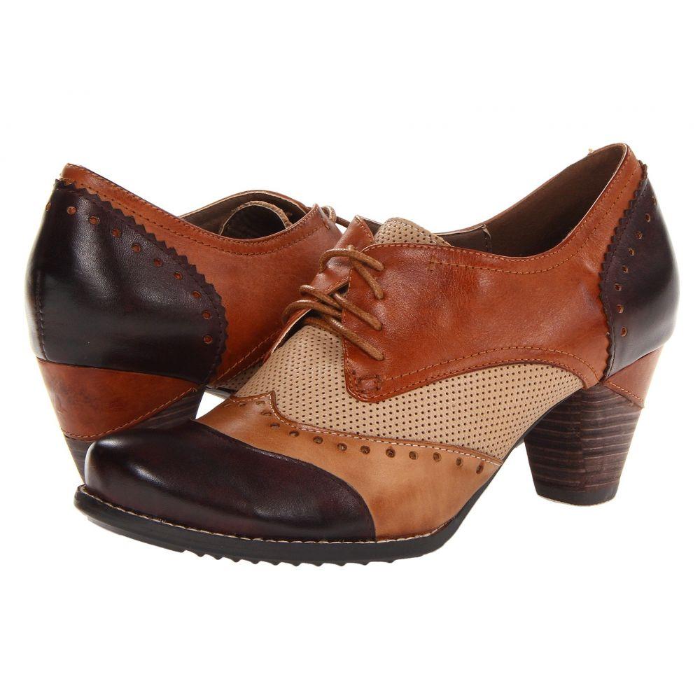 スプリングステップ L'Artiste by Spring Step レディース ローファー・オックスフォード シューズ・靴【Bardot】Brown