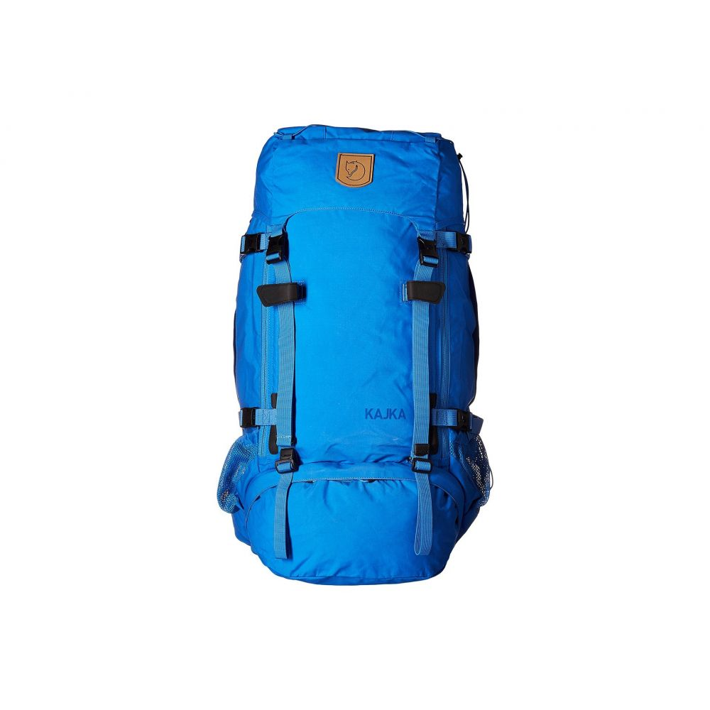 フェールラーベン Fjallraven レディース バックパック・リュック バッグ【Kajka 55 W】UN Blue