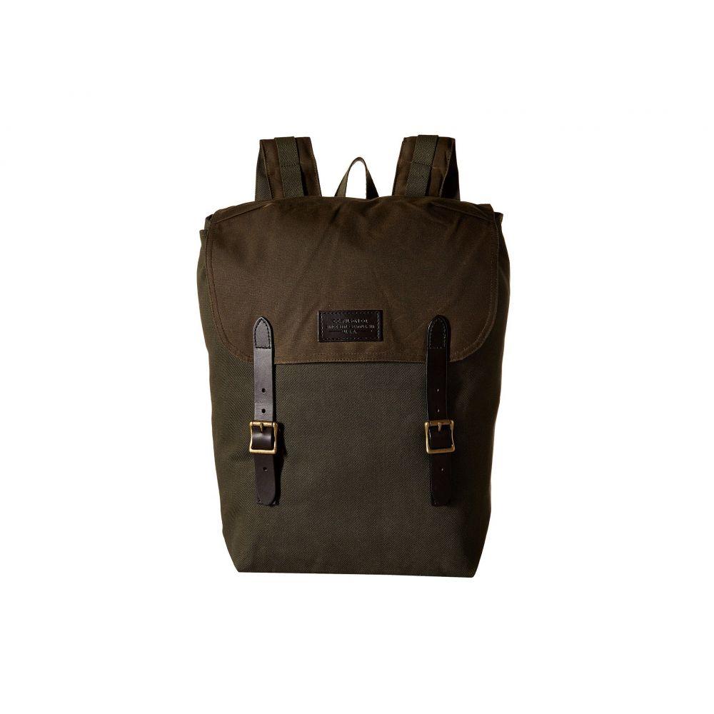 フィルソン Filson レディース バックパック・リュック バッグ【Ranger Backpack】Otter Green