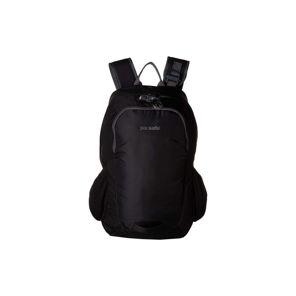パックセイフ Pacsafe レディース バックパック・リュック バッグ【15 L Venturesafe G3 Anti-Theft Backpack】Black