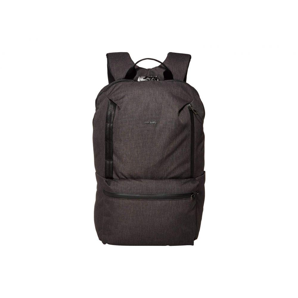 パックセイフ Pacsafe レディース バックパック・リュック バッグ【20 L Metrosafe X Anti-Theft Backpack】Carbon